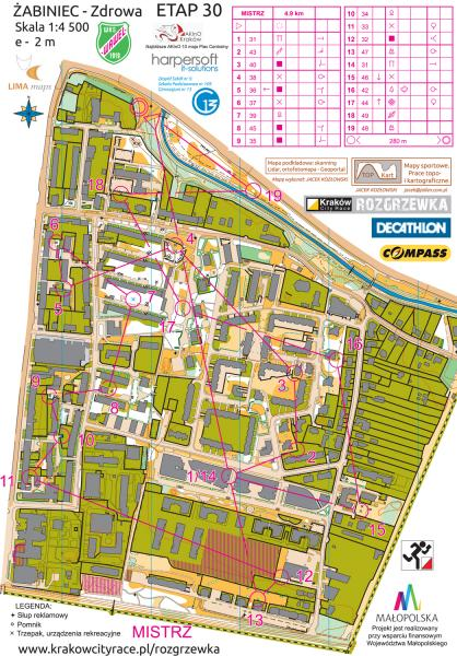 Exrowerowanie Pl Aktualnosci Krakow City Race Rozgrzewka Etap